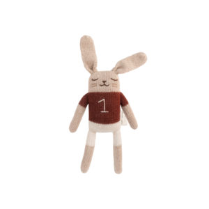 Main Sauvage Sienna bunny